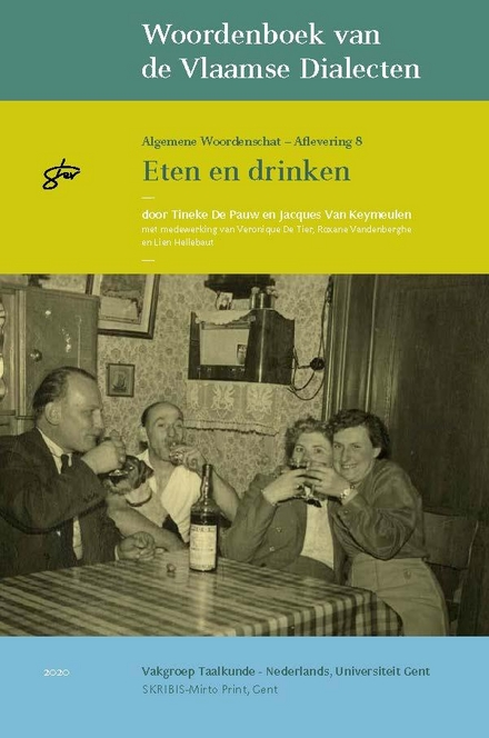 Woordenboek van de Vlaamse dialecten