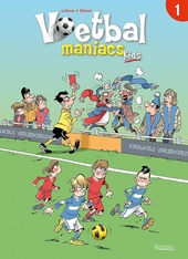 Voetbal maniacs kids. 1