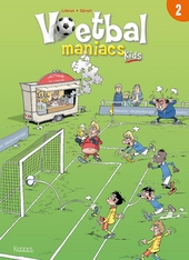 Voetbal maniacs kids. 2