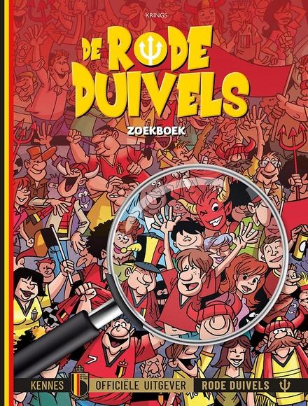 De Rode Duivels zoekboek