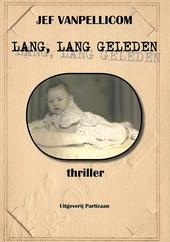 Jef Vanpellicom publiceert tweede roman