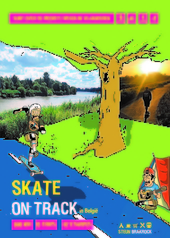Skate On Track : surf over asfalt door Vlaanderen