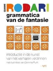 Grammatica van de fantasie : introductie in de kunst van het verhalen verzinnen