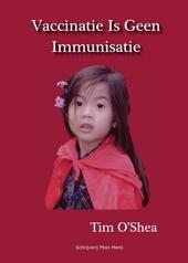 Vaccinatie is geen immunisatie