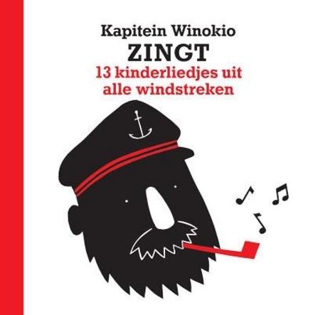 Kapitein Winokio zingt 13 kinderliedjes uit alle windstreken