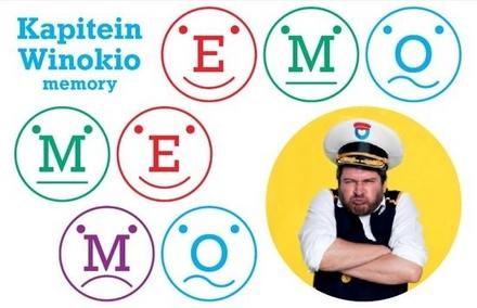 Emo Memo : een memoryspel vol emoties