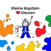 Kleine Kapitein ♥ kleuren