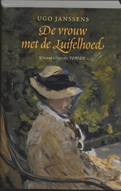 De vrouw met de luifelhoed : roman