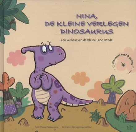 Nina, de kleine verlegen dinosaurus