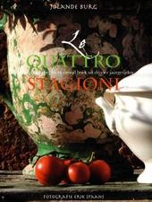 Le quattro stagioni : het Italiaanse soepen en brood boek in vier jaargetijden