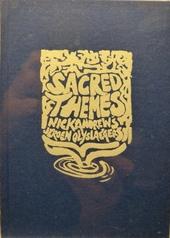 Sacred themes : een ontmoeting tussen schilder Nick Andrews en schrijver Jeroen Olyslaegers