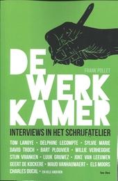 De werkkamer : interviews in het schrijfatelier