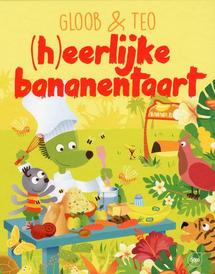 (H)eerlijke bananentaart