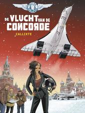 De vlucht van de Concorde