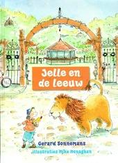 Jelle en de leeuw