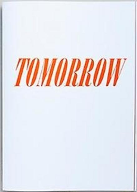 Joris Ghekiere : tomorrow