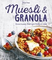 Muesli & granola : powermuesli, overnight oats, mueslirepen en meer