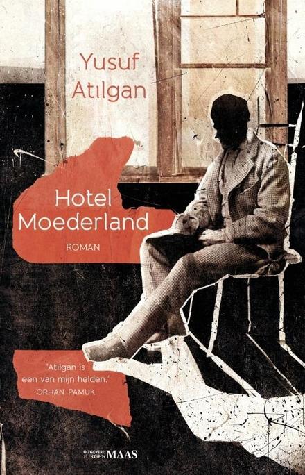 Hotel Moederland : roman - Afglijden in de waanzin