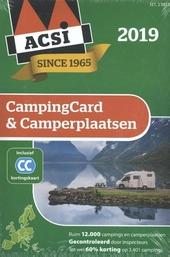 ACSI campingcard & camperplaatsen 2019