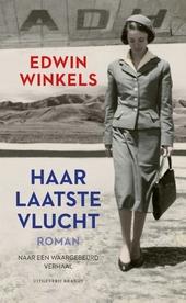 Haar laatste vlucht : roman naar een waargebeurd verhaal