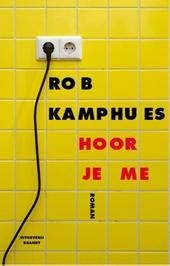 Hoor je me : roman