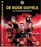 De Rode Duivels : het officiële spelersboek