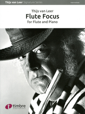 Flute focus : for flute and piano