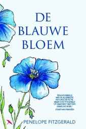De blauwe bloem