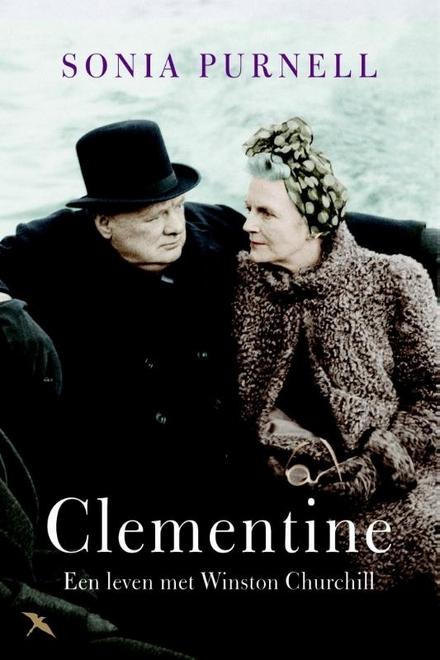 Leestip foto van: Clementine : een leven met Winston Churchill | Een boek van Sonia Purnell