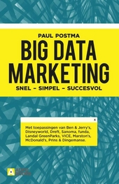Big data marketing : snel, simpel, succesvol