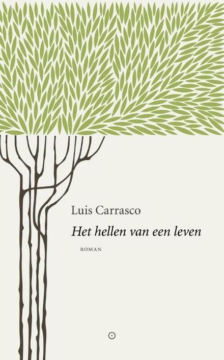 Het hellen van een leven : roman - Droge Spaanse landschappen heel mooi beschreven