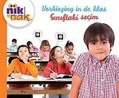 Verkiezing in de klas [Nederlands-Turkse versie]