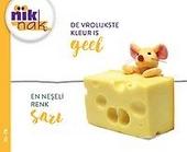 De vrolijkste kleur is geel [Nederlands-Turkse versie]