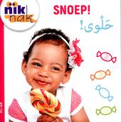 Snoep! [Nederlands-Arabische versie]