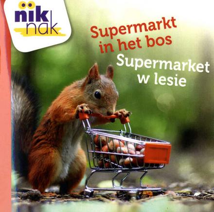 Supermarkt in het bos [Nederlands-Poolse versie]