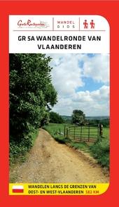 GR 5A wandelronde van Vlaanderen : wandelen langs de grenzen van Oost- en West-Vlaanderen : 582 km