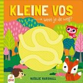 Kleine Vos, weet je de weg? : een doolhovenboek