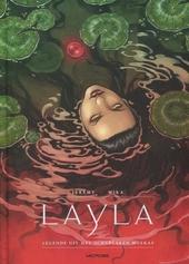 Layla : legende uit het scharlaken moeras