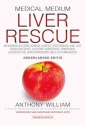 Liver rescue : antwoorden op eczeem, psoriasis, diabetes, streptokokken, acne, jicht, opgeblazen gevoel, galstenen,...