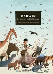Darwin : de reis met de HMS Beagle