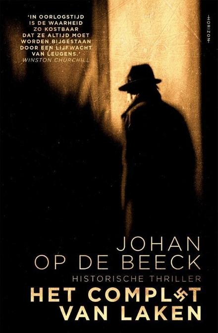 Het complot van Laken : historische thriller - De kapper die spion werd
