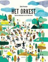 Het orkest : zoek de orkestleden over de hele wereld