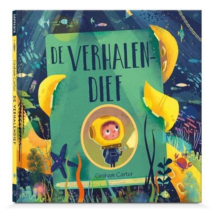 De verhalendief - Boekenfeest!