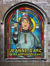 Jeanne D'Arc : de maagd van Orleans