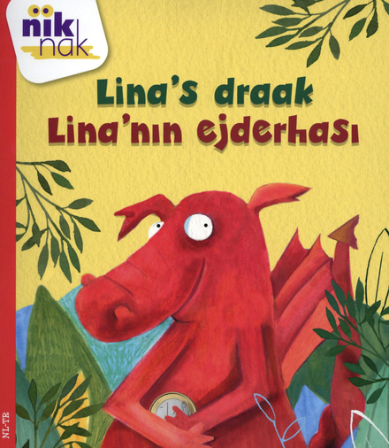 Lina's draak [Nederlands-Turkse versie]