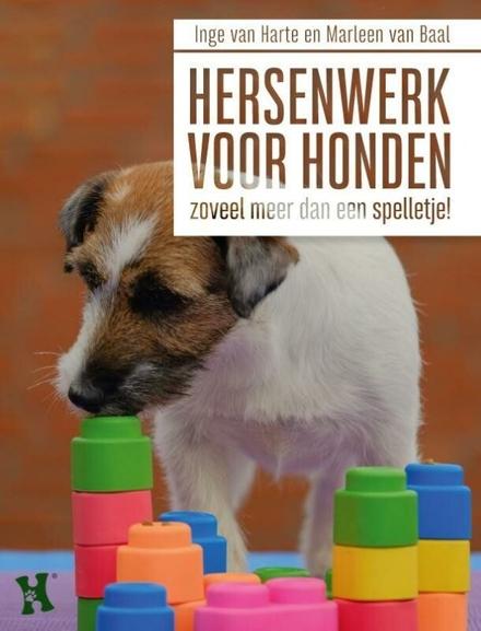 Hersenwerk voor honden : zoveel meer dan een spelletje!