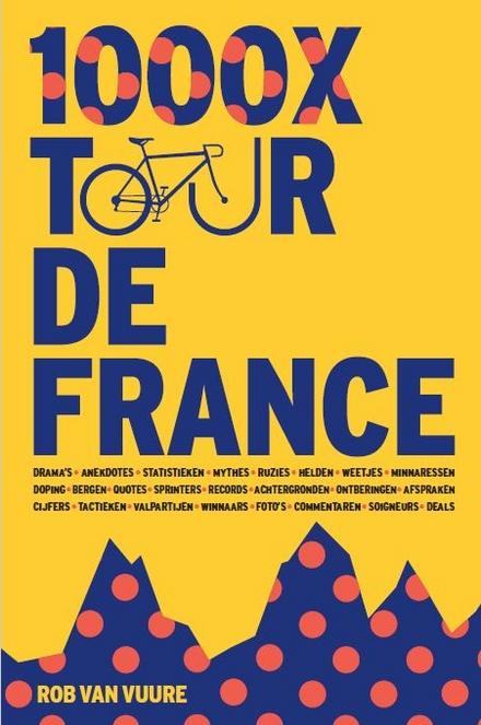1000 X Tour de France