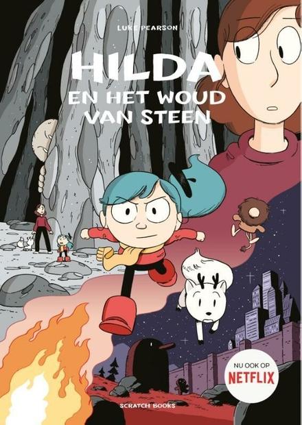 Hilda en het woud van steen