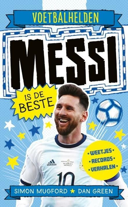 Messi is de beste