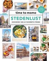 Stedenlust : kookboek van je favoriete steden